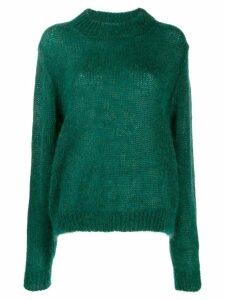 Roseanna textured knit jumper - Green
