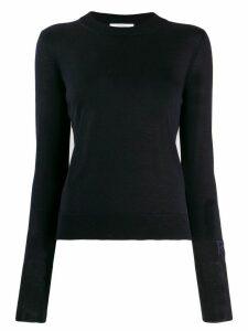 Roseanna fine knit jumper - Blue