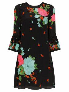 Erdem Elijah floral print dress - Black