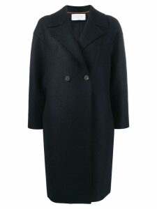 Harrys of London double breasted coat - Blue