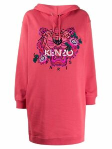 Kenzo Tiger hoodie dress - Pink