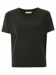 Egrey short sleeves T-shirt - Black
