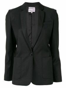 Paul & Joe Kziria single-breasted blazer - Black