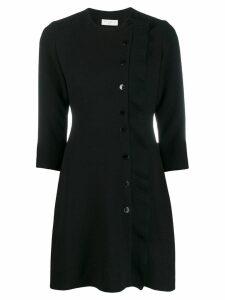 Sandro Paris button-up dress - Black