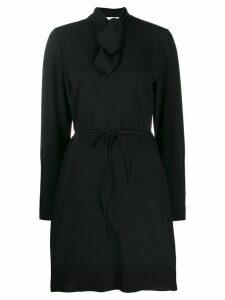 See By Chloé feminine crepe dress - Black
