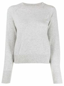 A.P.C. cashmere knitted jumper - Grey