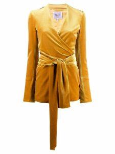 Galvan Winter Sun blazer - Yellow