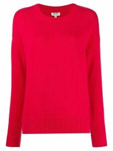 Kenzo logo knit jumper - Pink