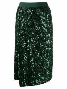P.A.R.O.S.H. Runway skirt - Green