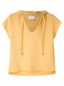 Andrea Bogosian Puller sweatshirt - Yellow