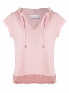 Andrea Bogosian Puller sweat blouse - Pink