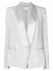 Karen Walker Vista tuxedo jacket - Grey