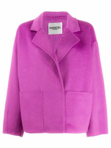 Essentiel Antwerp Taria coat - Purple