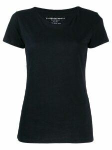 Majestic Filatures basic T-shirt - Black