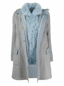 Cara Mila Aura coat set - Grey