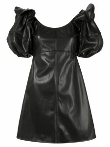 Ellery Valeria bubble-sleeve dress - Black