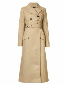 Ellery Overload Lightly trench coat - NEUTRALS