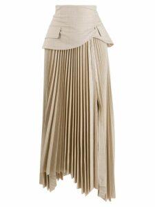 A.W.A.K.E. Mode Pretence skirt - Neutrals