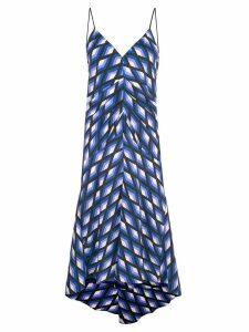 Diane von Furstenberg Donna midi dress - Blue