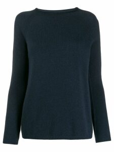 'S Max Mara high neck sweater - Blue