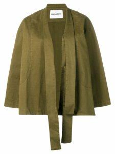 Henrik Vibskov Collect jacket - Green
