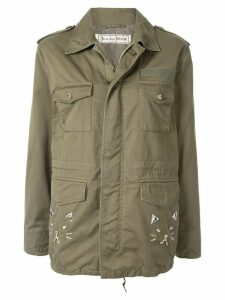 Tu es mon TRÉSOR M65 field jacket - Green