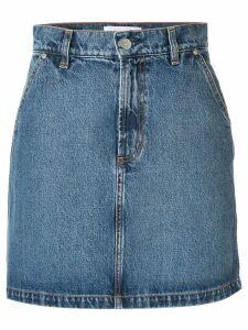 Nobody Denim Studio denim skirt - Blue
