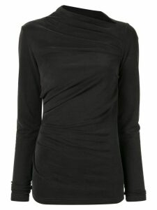 Acler Bailey top - Black