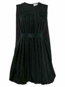 Alexander McQueen balloon short dress - Black