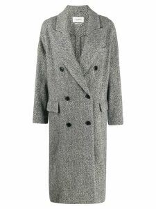 Isabel Marant Étoile double-breasted coat - Grey