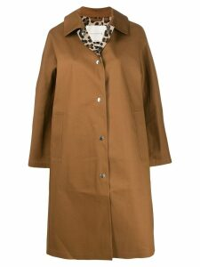 Mackintosh Fairlie LR-079 coat - Brown
