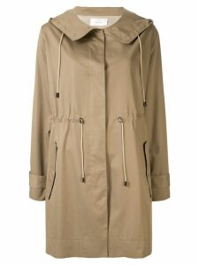 The Row Haze parka - Brown