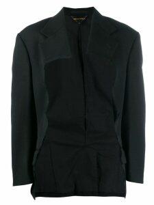 Comme Des Garçons cropped blazer - Black