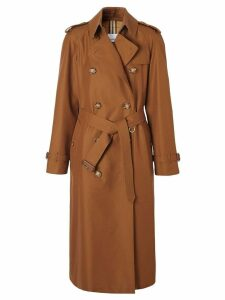 Burberry The Waterloo trench coat - Brown