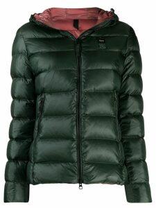 Blauer hooded down jacket - Green