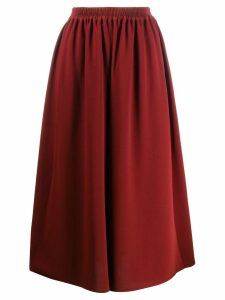See By Chloé full midi skirt - Red