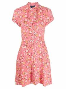 Polo Ralph Lauren floral print dress - Pink
