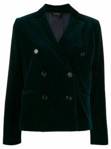 Aspesi velvet blazer - Green
