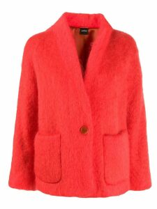 Aspesi short coat - Orange