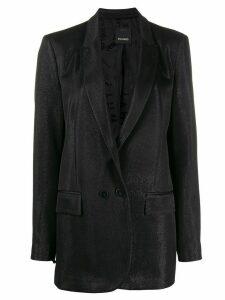 Pinko front buttoned blazer - Black