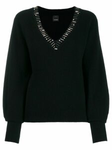 Pinko knitted jumper - Black