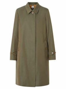Burberry The Pimlico Car Coat - Green