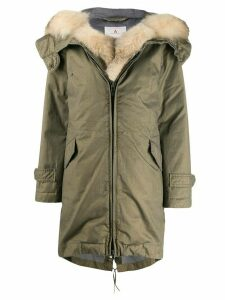 Peuterey feather down coat - Green