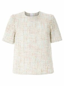Olympiah knitted blouse - Neutrals