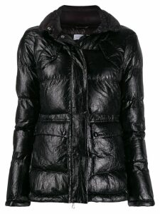 Patrizia Pepe padded coat - Black