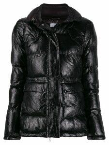 Patrizia Pepe padded coat - Black