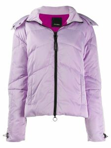 Pinko quilted jacket - Purple