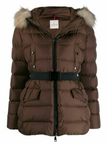 Moncler Clion padded jacket - Brown
