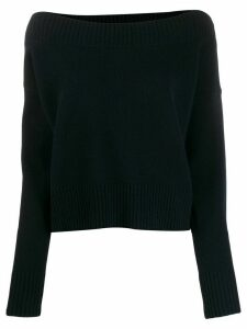 P.A.R.O.S.H. knitted jumper - Blue