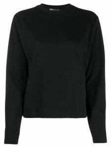 Y-3 printed T-shirt - Black